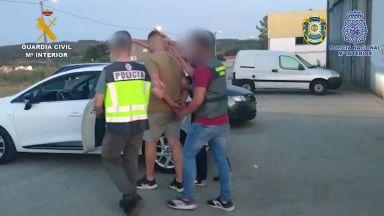 Разбиха престъпна група за трафик на дрога, ръководена от 79-годишна испанка