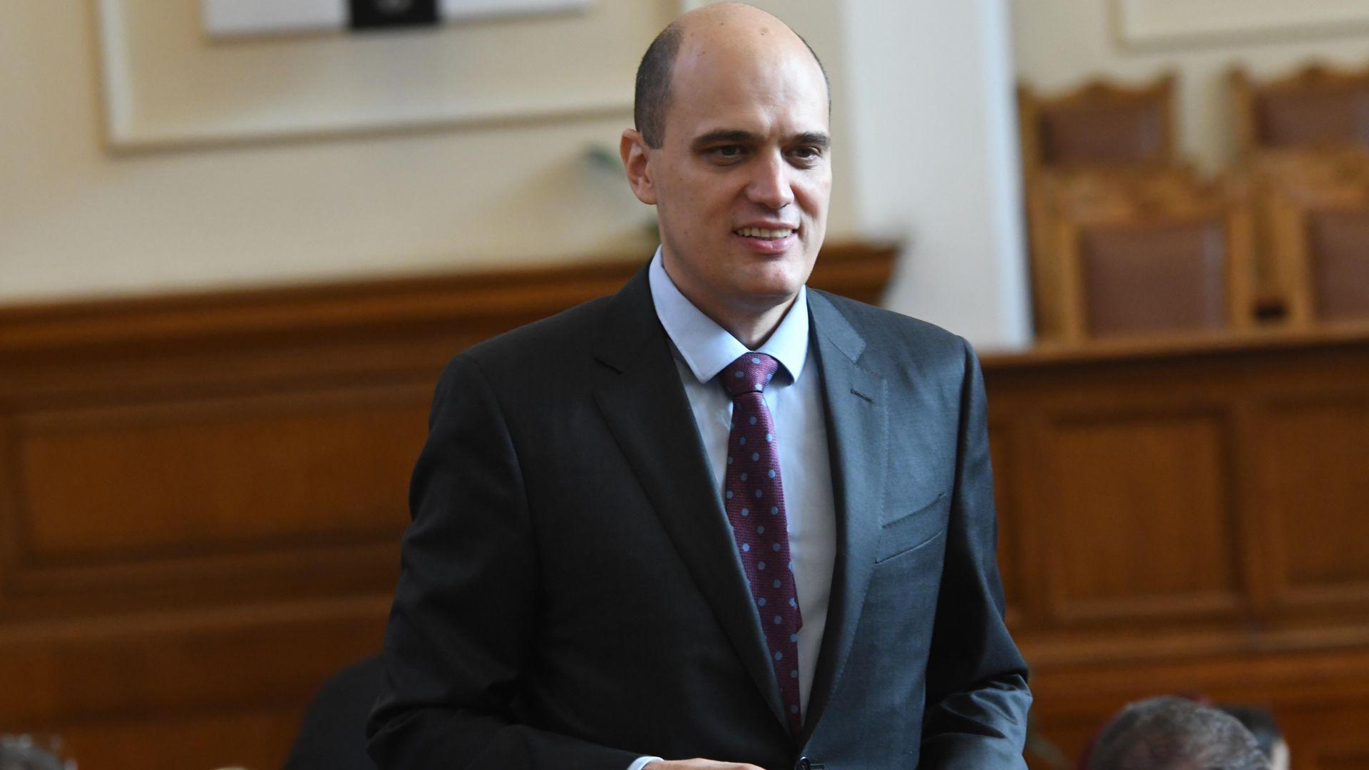 Предложеният за финансов министър от ИТН: Получихме подкрепа, ще видим дали е реална
