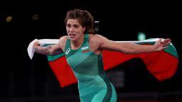 Със светкавична победа Тайбе Юсеин донесе бронзов медал на България!