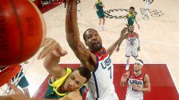 Американците пак показаха две лица, но ще защитават олимпийската си титла