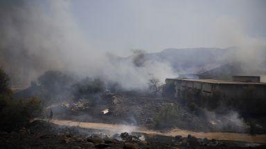 Първи въздушни удари на Израел срещу Ливан от 7 години насам