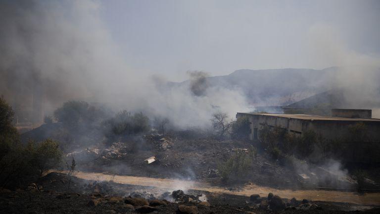 Израел пое днес отговорност за първите си въздушни удари в