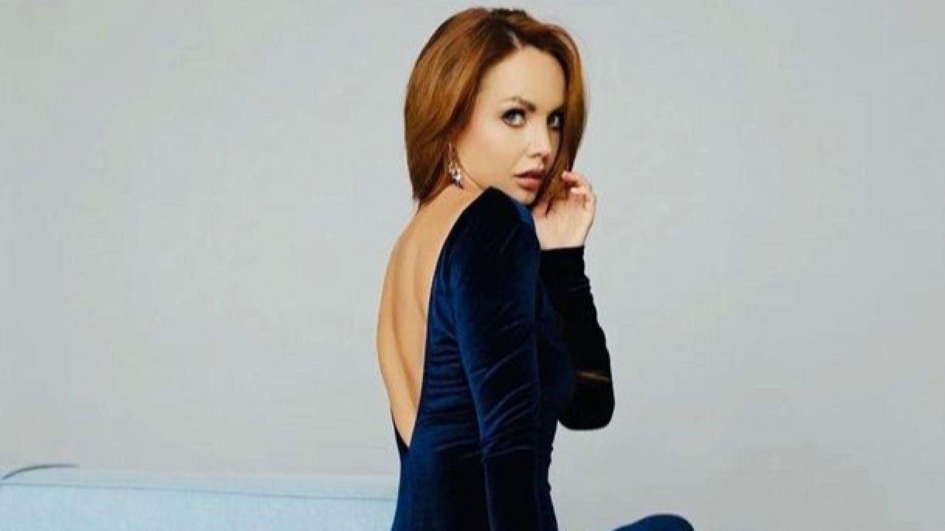 Руската певица МакSим излезе от covid кома, вече диша самостоятелно