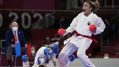 Страхотната Ивет Горанова осигури четвърти медал за България от Олимпиадата