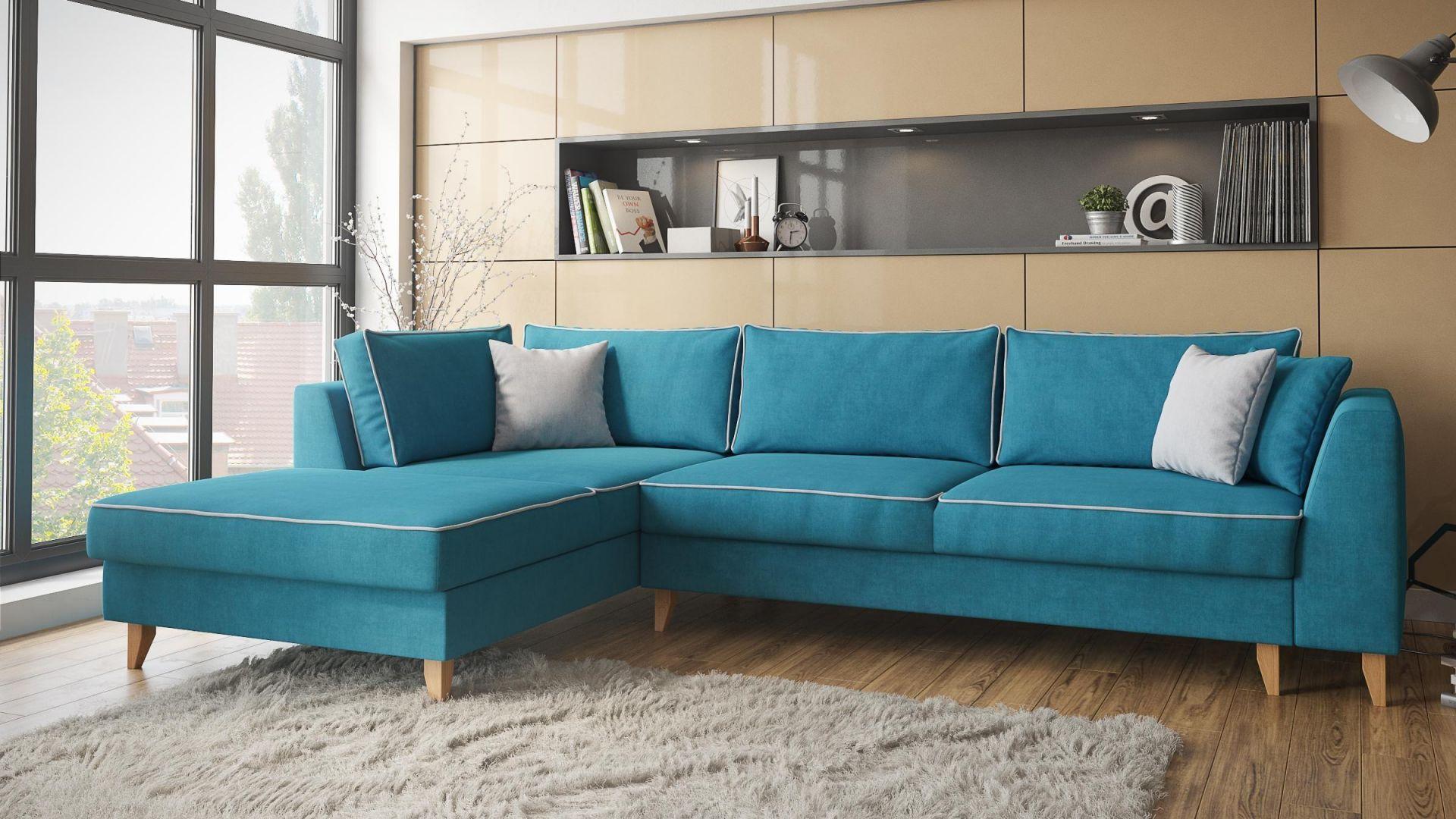 Как да изберете перфектния ъглов диван за дневната?