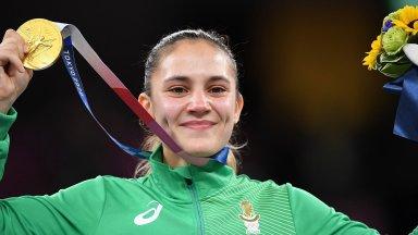 Плевен удостои с почетно гражданство две от олимпийските ни шампионки