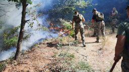 ИТН дарява субсидията си от предното НС на огнеборците и семействата на загиналите в пожарите