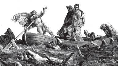"""Вечният """"Ад"""" на Данте в ново луксозно издание с илюстрации на Гюстав Доре"""