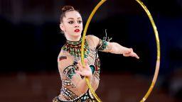 Боряна Калейн спечели всичките пет златни медала в Румъния