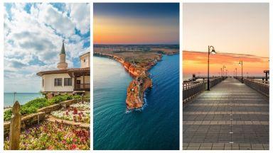 Най-романтичните места по българското море (снимки)