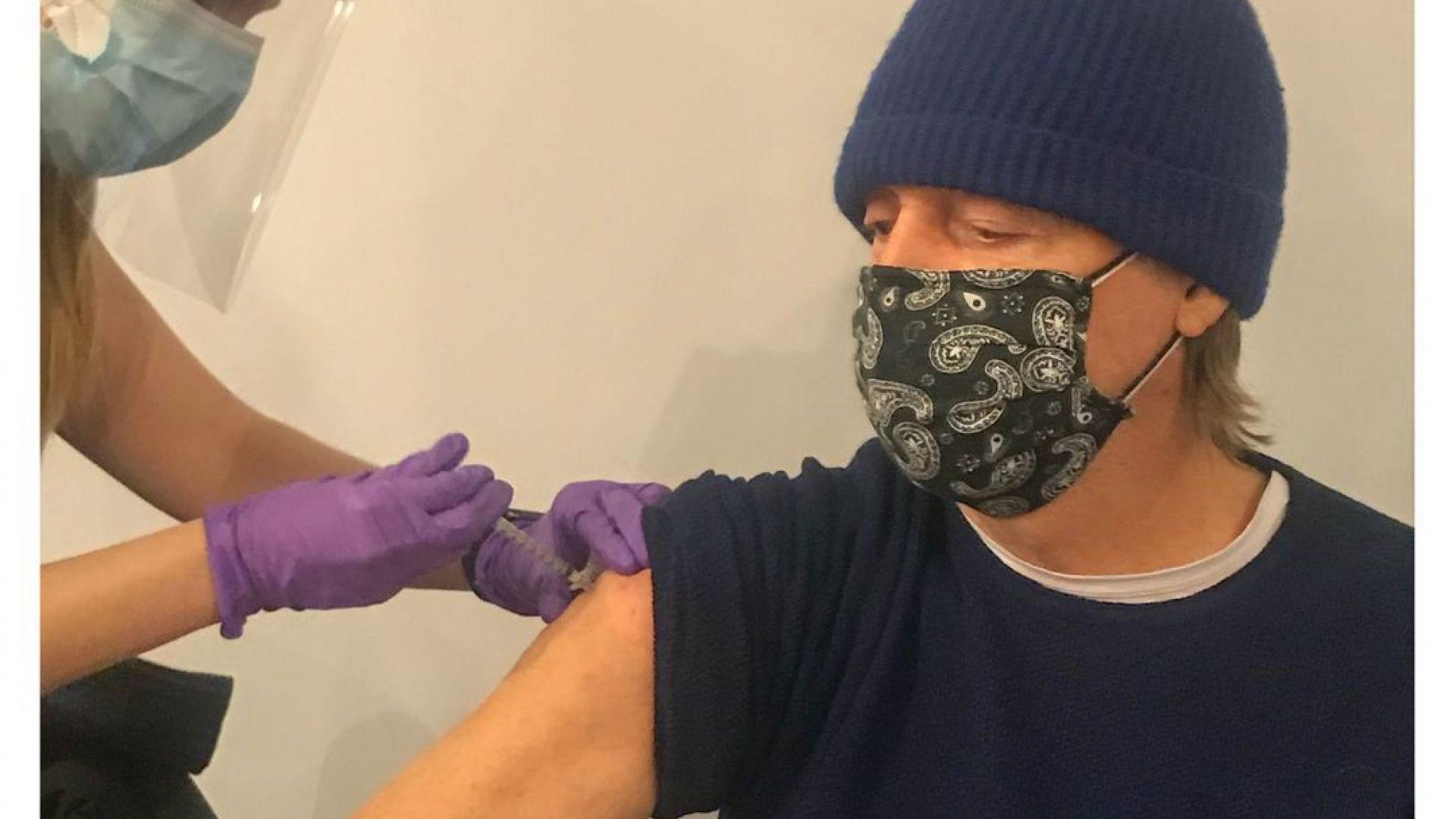 Пол Маккартни се ваксинира срещу коронавируса