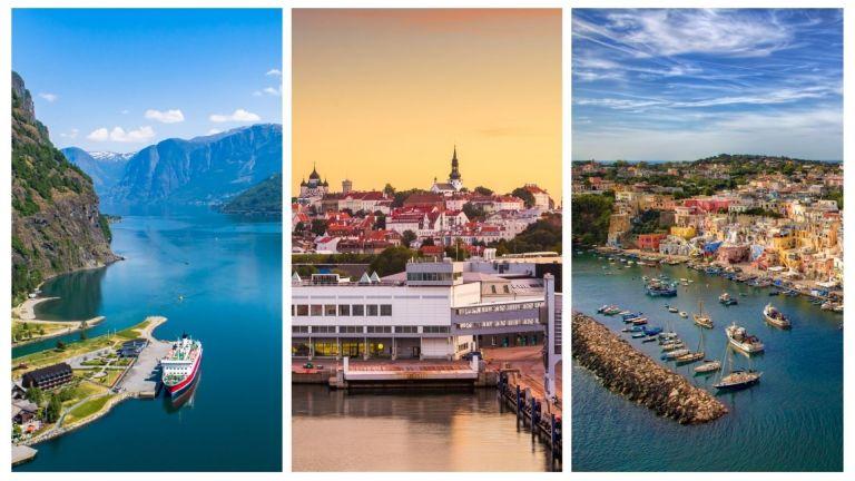 Топ 5 най-очарователни малки пристанища в Европа