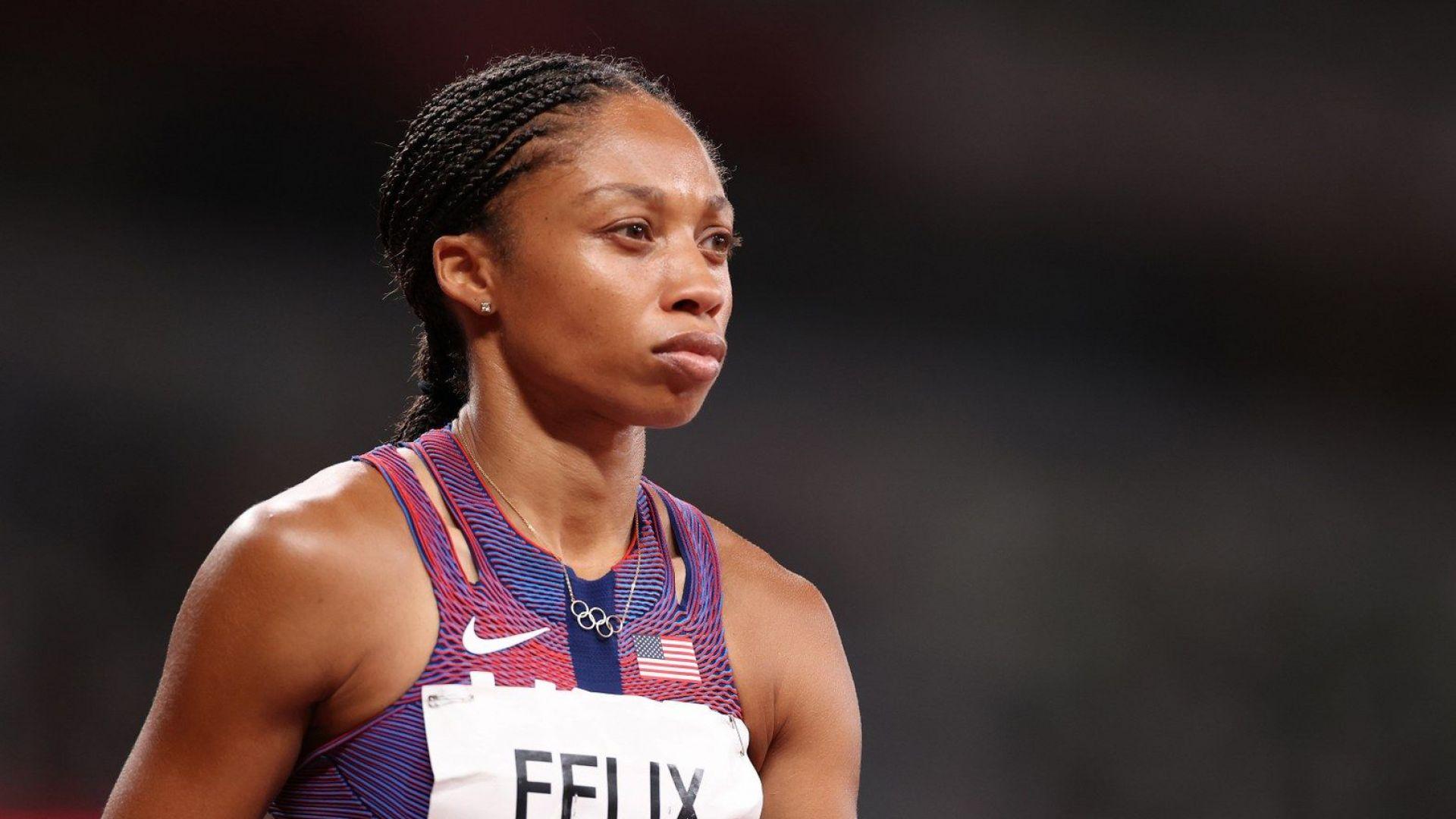 35-годишната легенда Филикс спечели медал в последната си Олимпиада