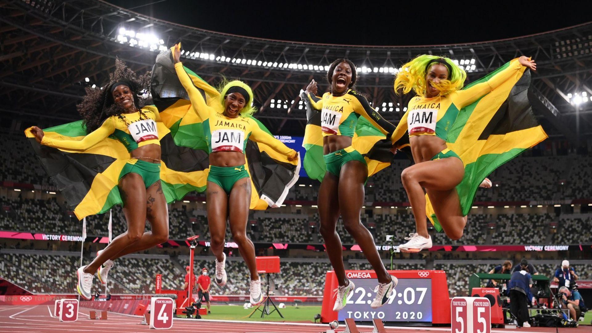 Всички медалисти от 14-ия ден на Олимпиадата