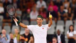 Дори без да играе: Федерер е спечелил най-много за последната година