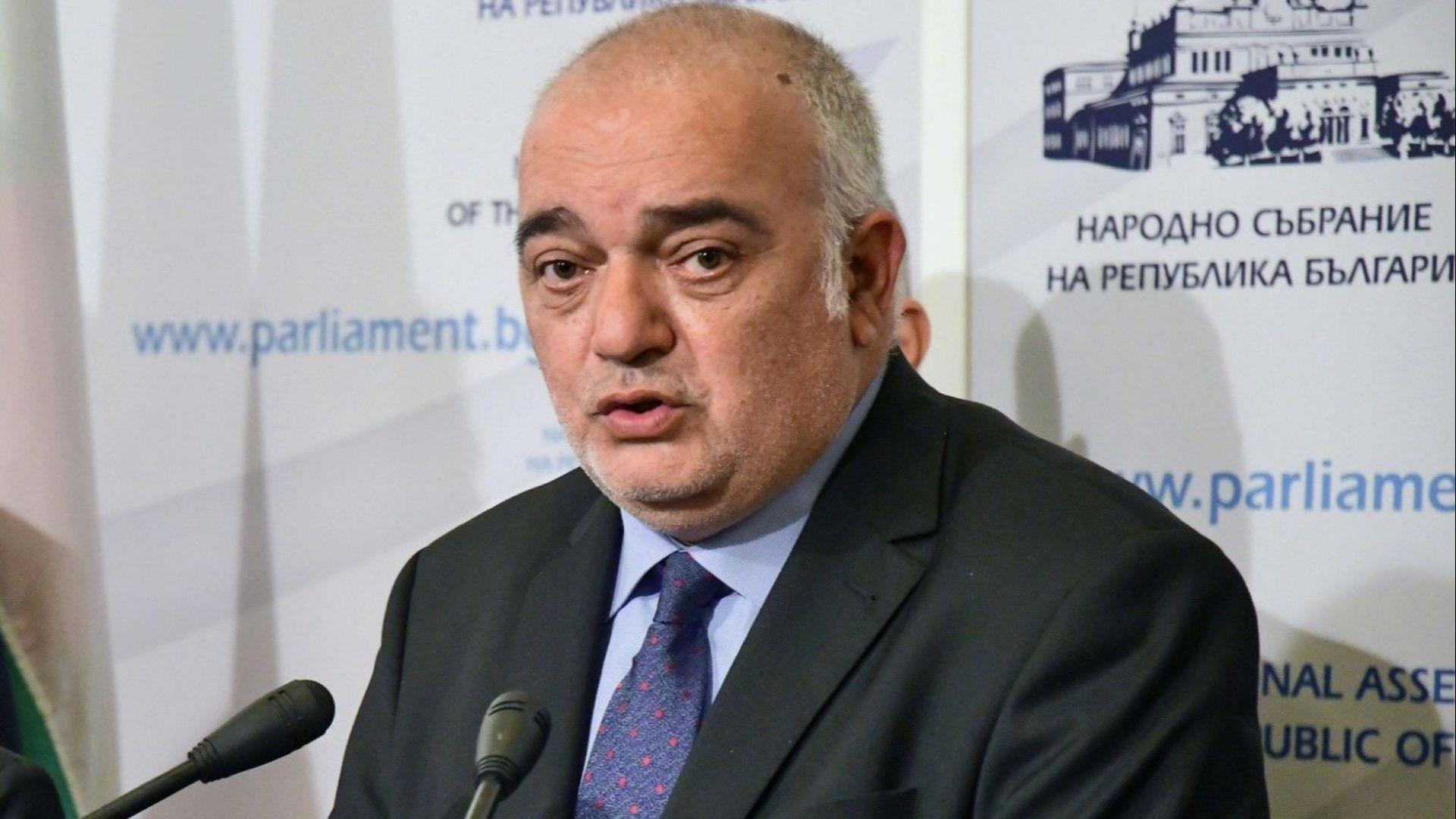 Бабикян: Ще има политически санкции, ако се докаже изнудването от Дончева