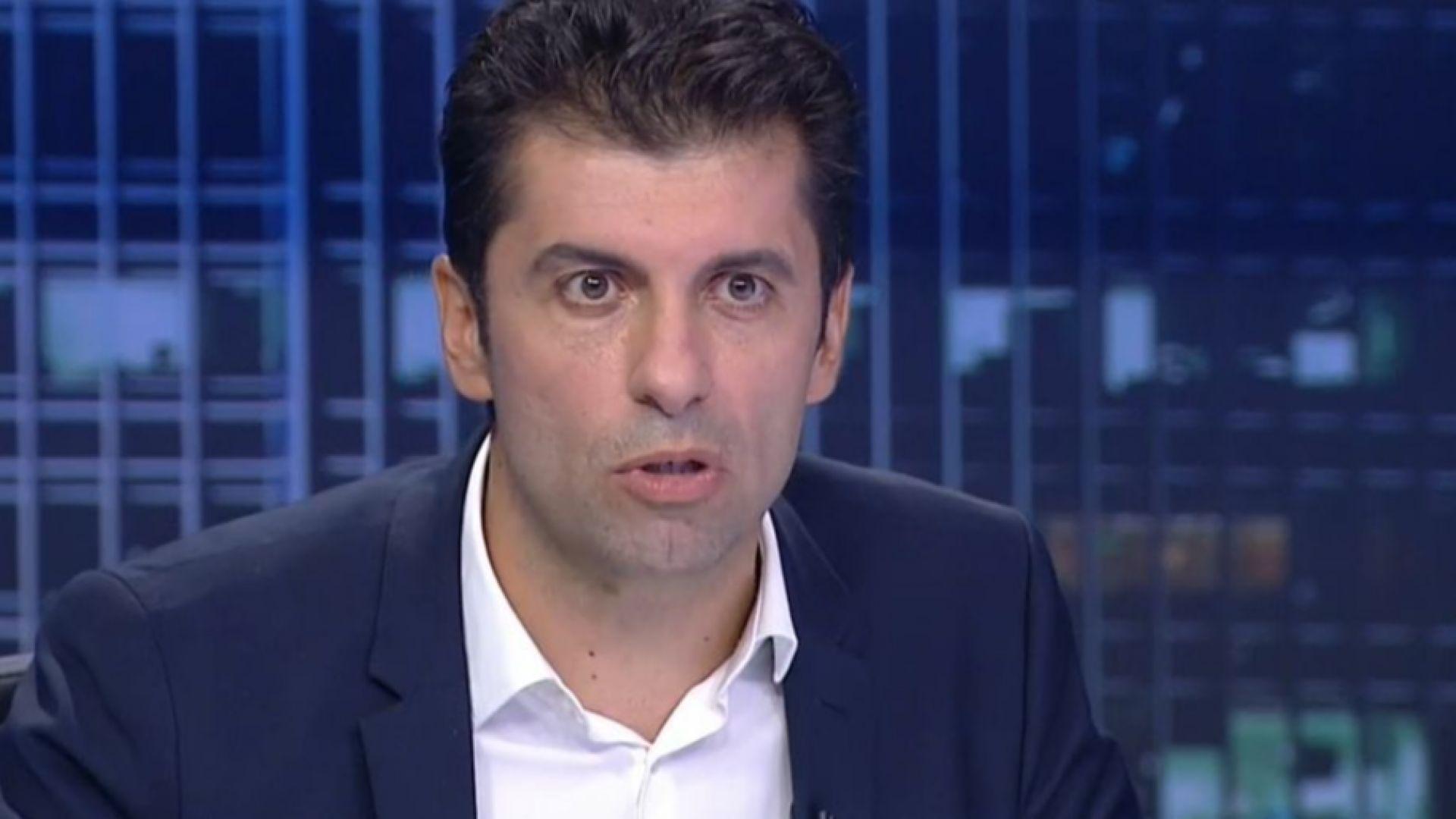 Кирил Петков: 200 млн. кредити отидоха в бизнеса от ББР, партиите не са сигурни какво правят