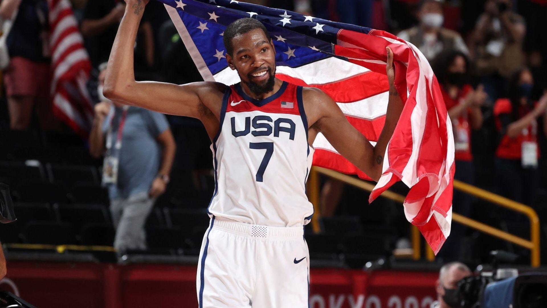 Четвърта поредна олимпийска титла за американските доминатори