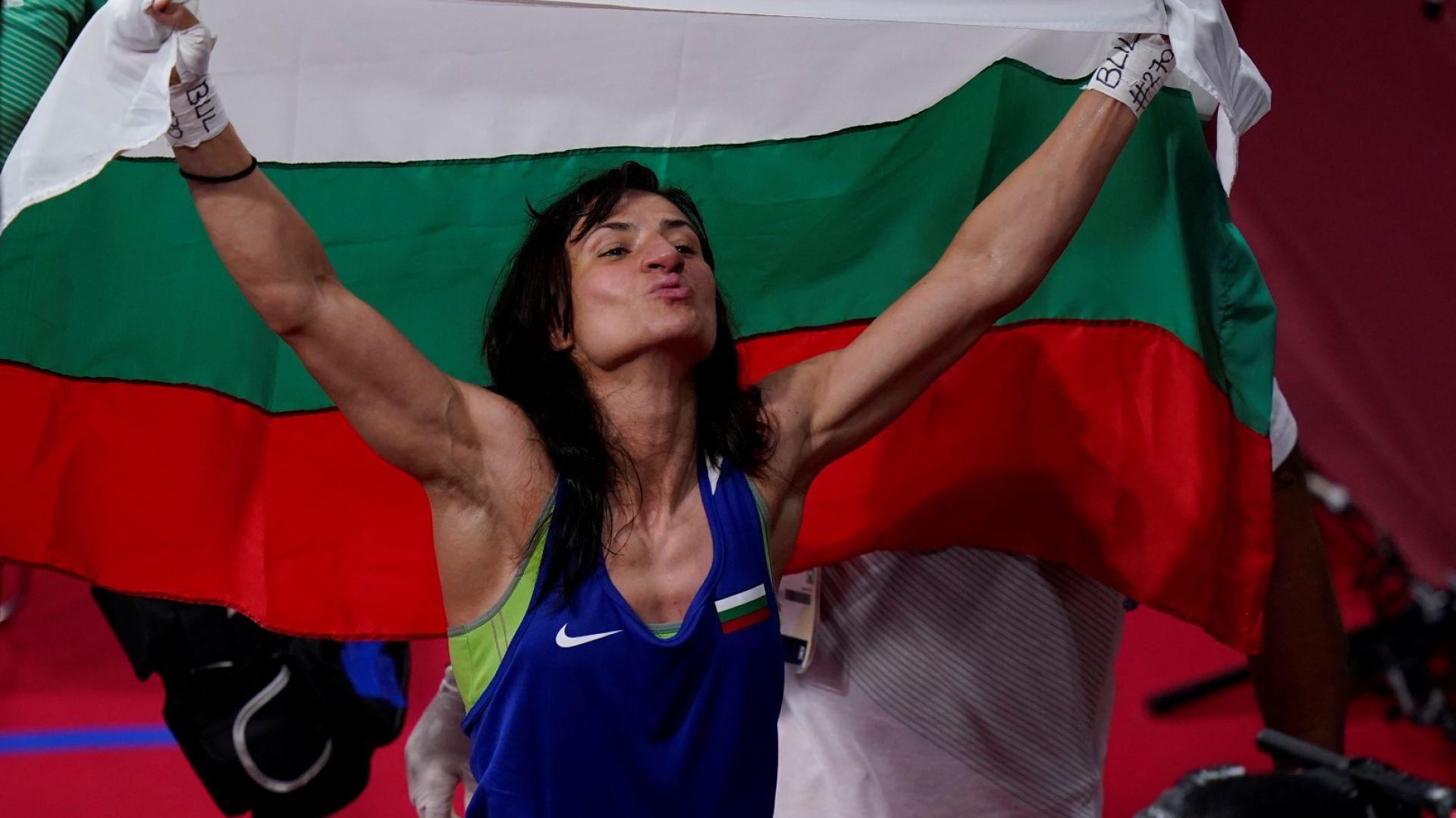 Непоклатима Стойка Кръстева донесе второ злато за България в Токио