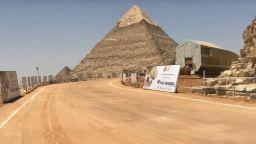 4600-годишната лодка на Хеопс се отправи към новия си дом (видео)