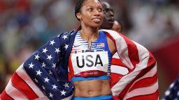 Алисън Филикс се оттегли като №1 по медали в историята на атлетиката