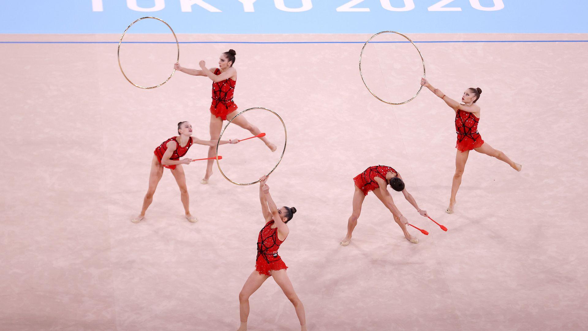 България с домакинство на Световна купа в художествената гимнастика и през 2022 г.