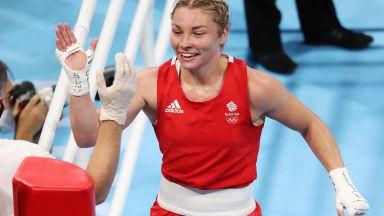 Бивша футболистка взе олимпийско злато в бокса