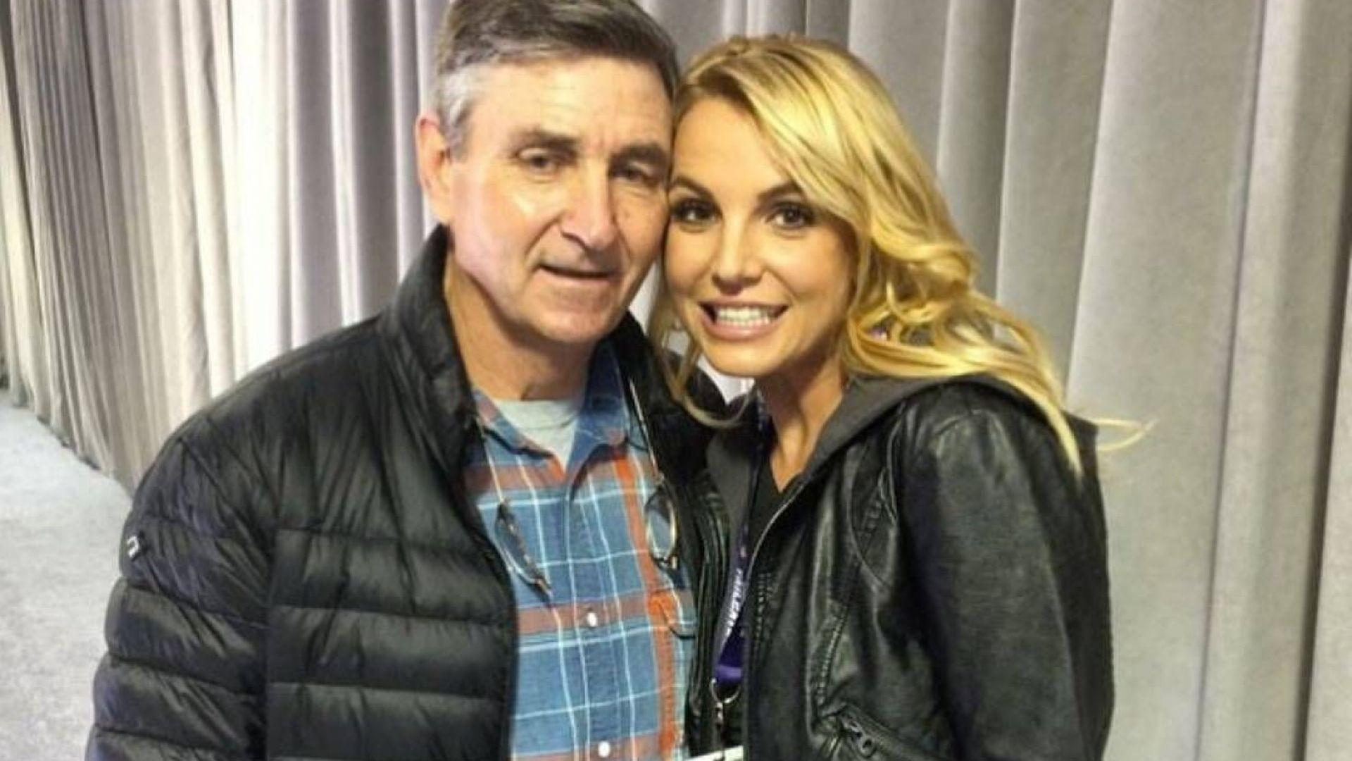 Съд отне от бащата на Бритни Спиърс попечителството над нея
