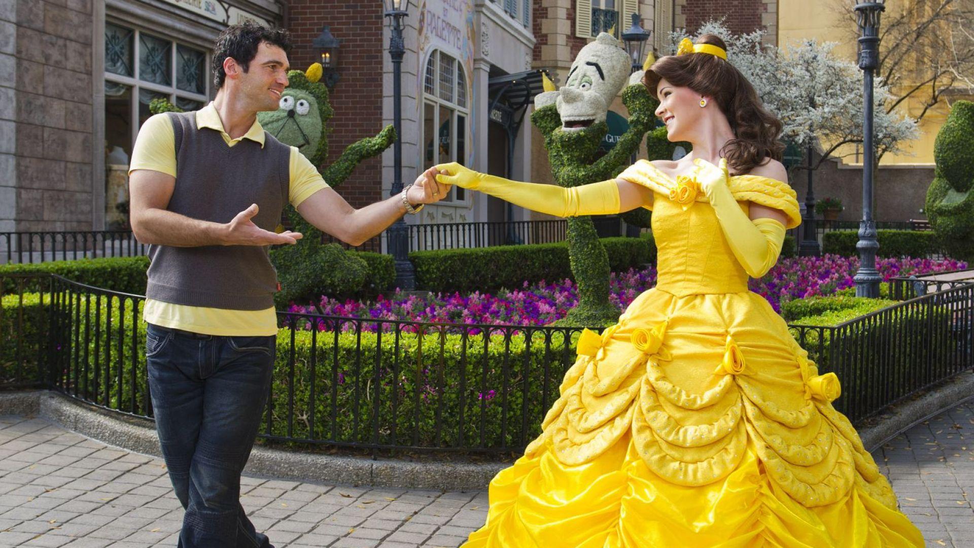 Принцесите на Disney оказват полезно влияние на децата