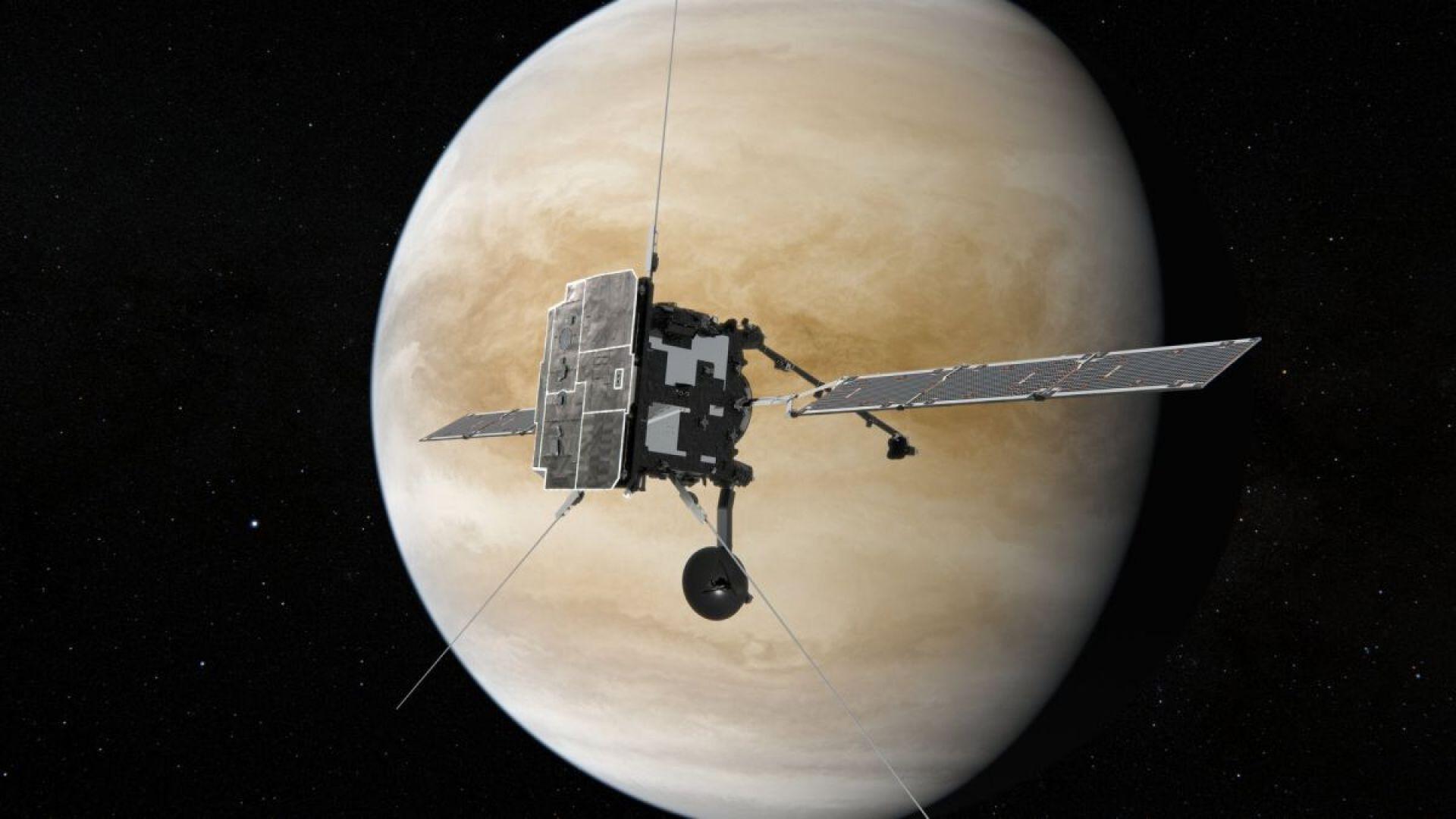 """Сондата """"Солар орбитър"""" премина край Венера"""
