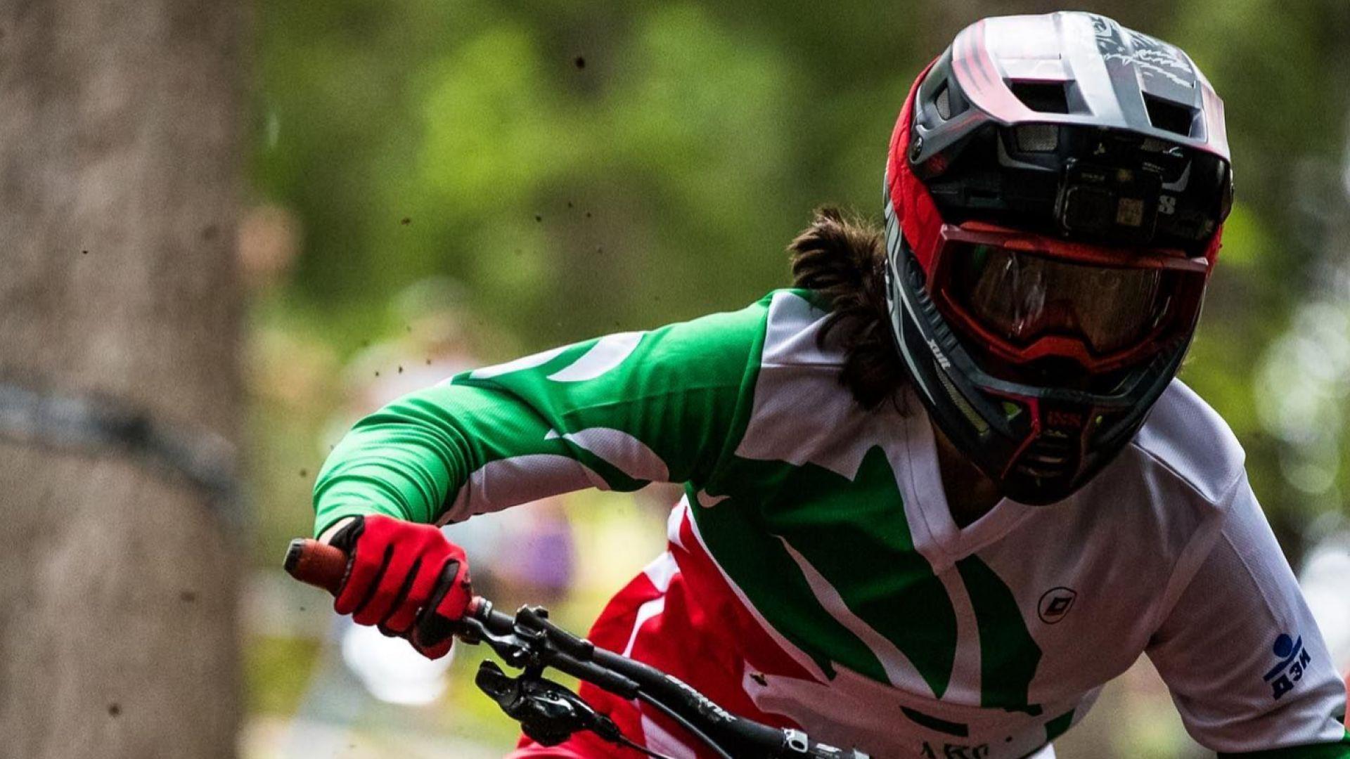 17-годишна българка стана европейска шампионка в колоезденето