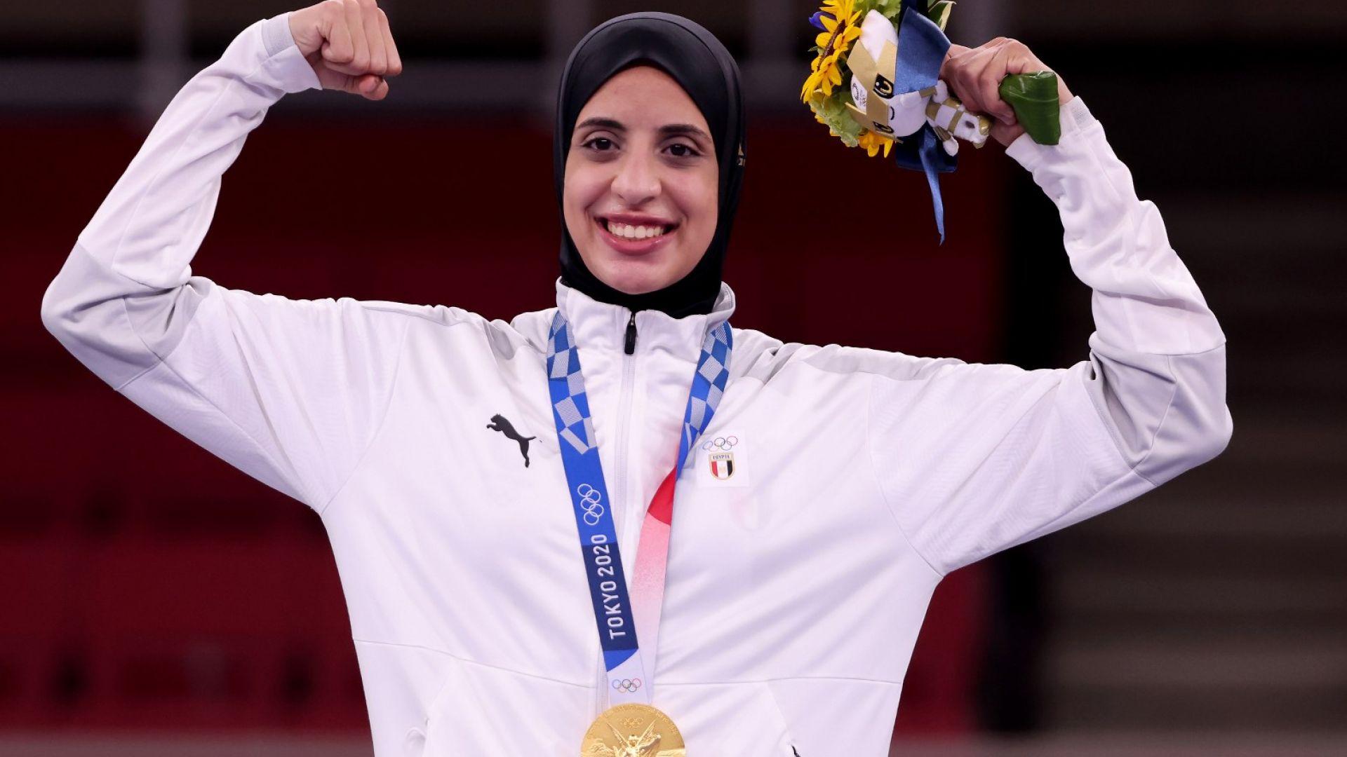 В Египет кръщават мостове и булеварди на олимпийските си герои