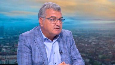 Шефът на СРЗИ предупреди за ново затягане на мерките в София