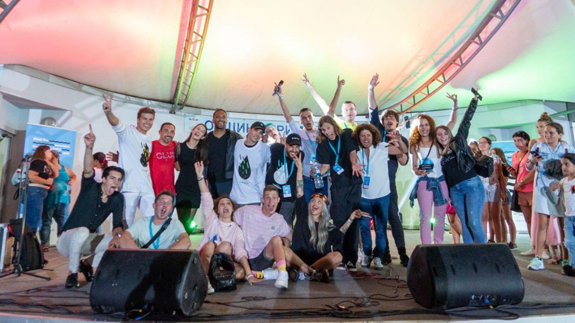 Виктория от Евровизия ще бъде домакин на международен креативен лагер в Приморско