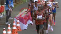 Маратонецът, чиито действия всички на Олимпиадата осъдиха