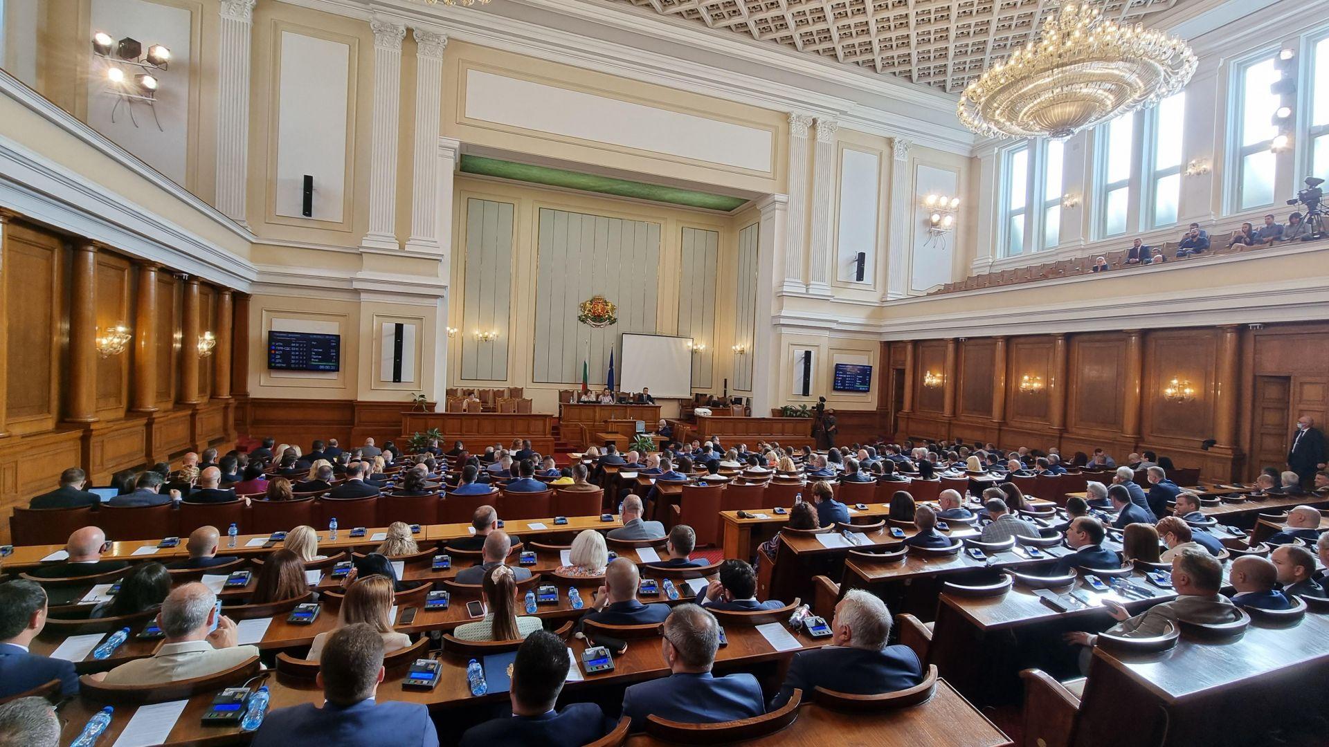АИКБ призовава депутатите да актуализират бюджета за 2021 година