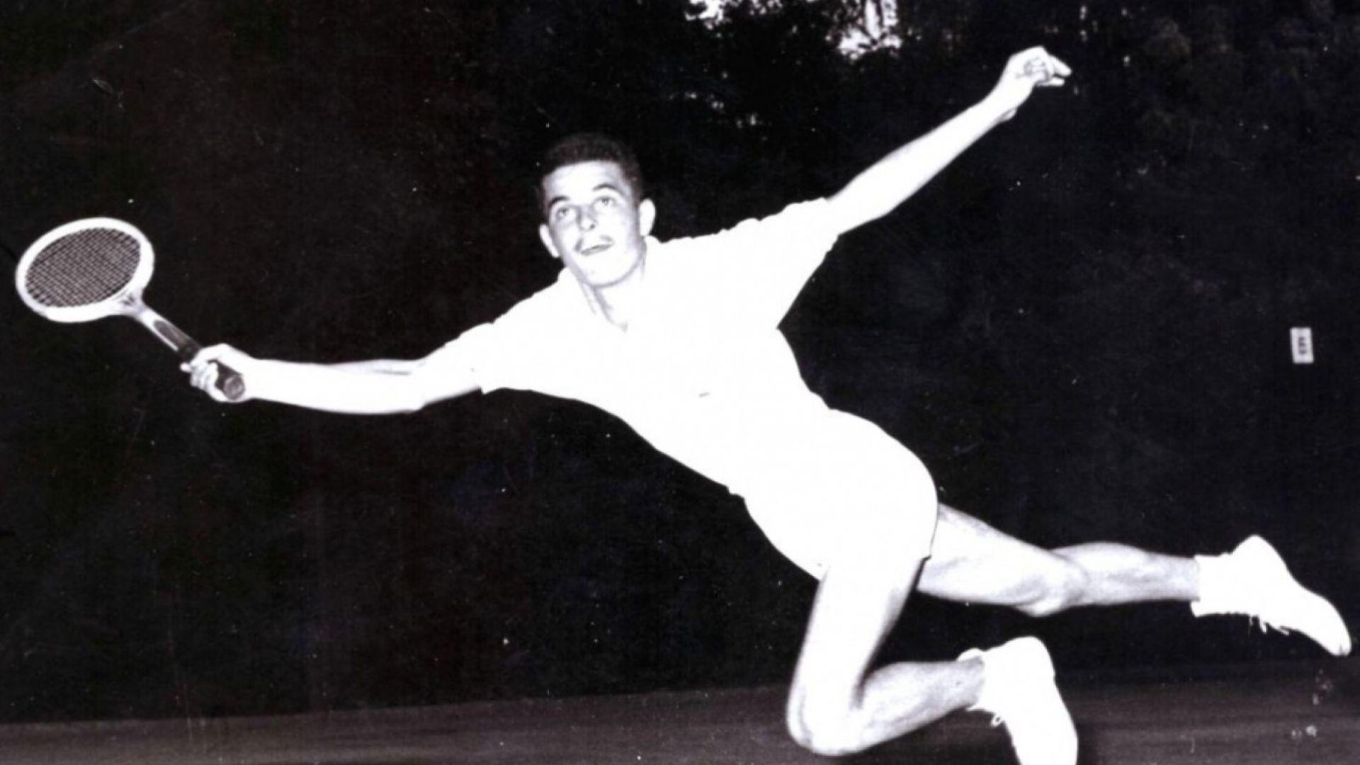 Тенисът поздрави една от големите си фигури за 80-годишен юбилей