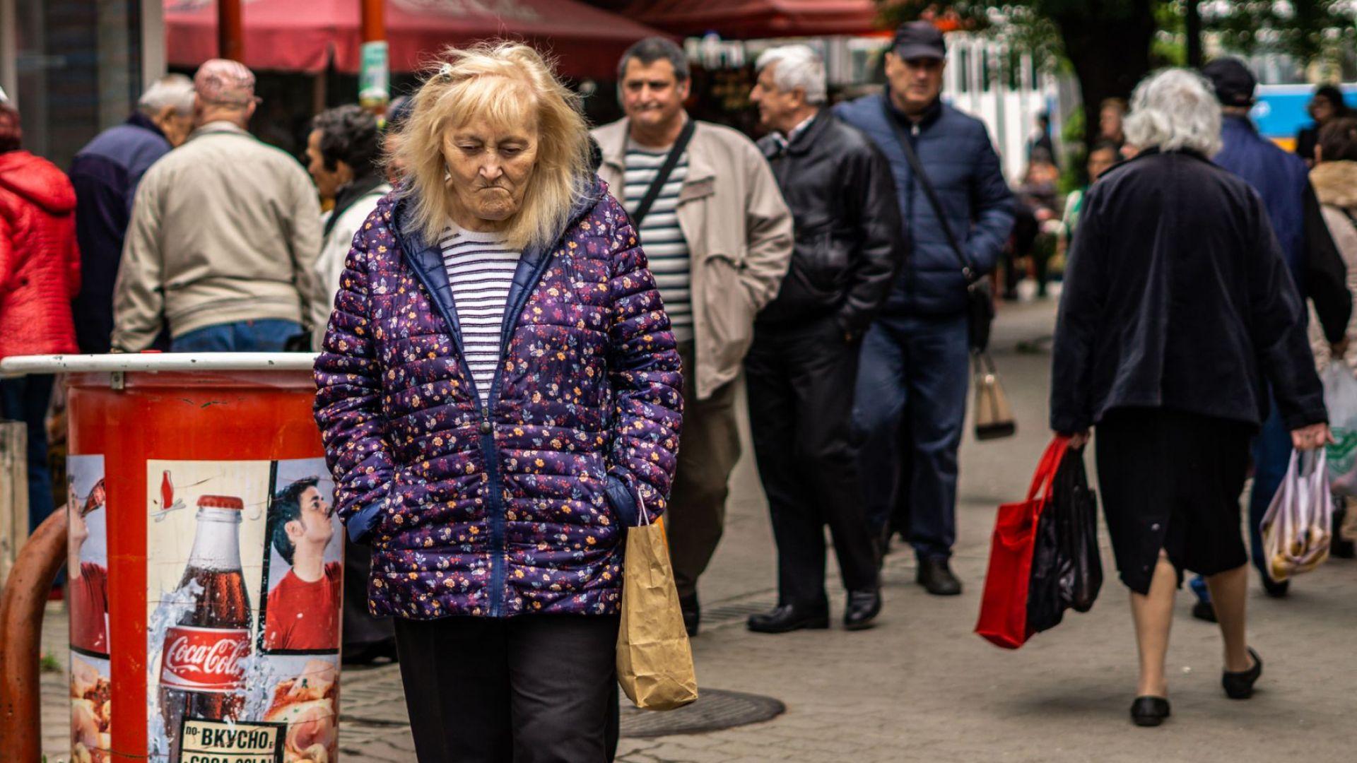 КНСБ: Българският пенсионер може да си позволи много по-малко, от колкото преди година