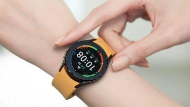 Умният часовник на Samsung може да функционира и като уоки токи