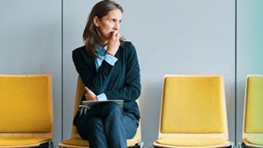 Спокойни ли сте, когато отивате на интервю за работа?