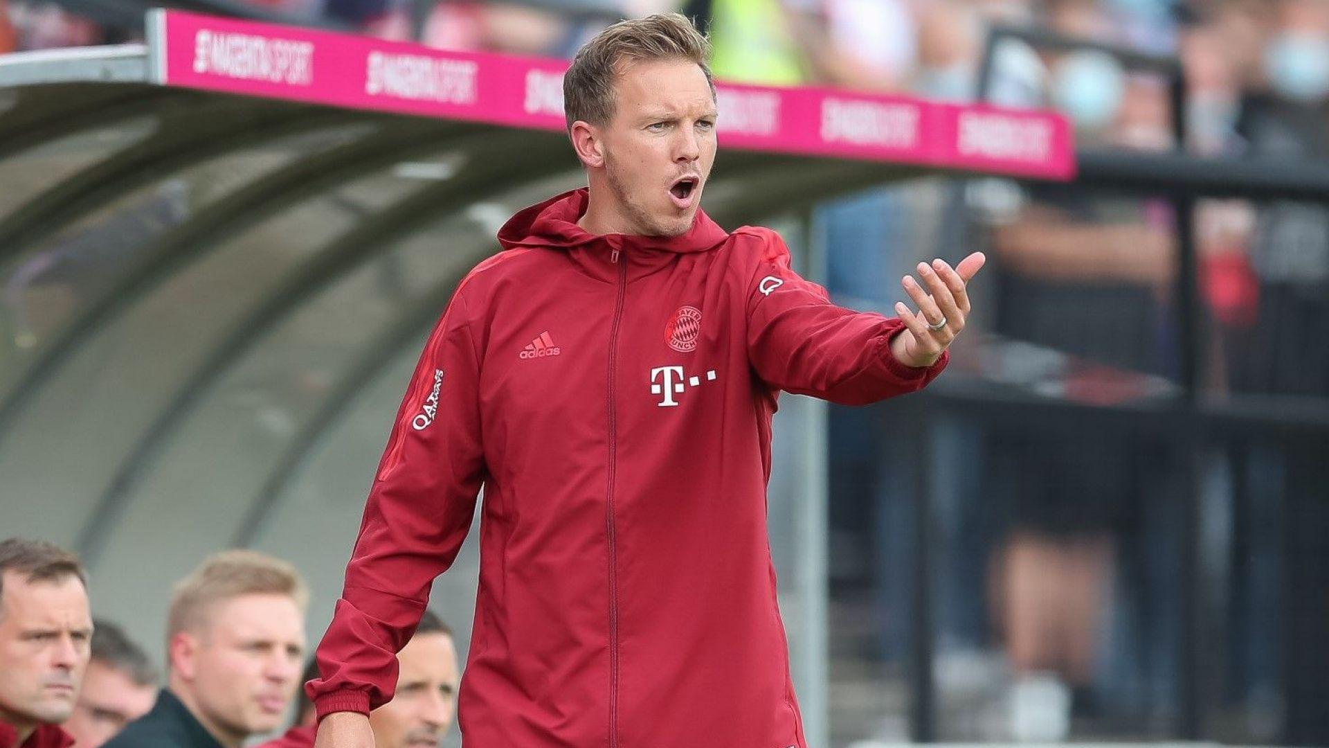 Сезонът още не е започнал, а критиките към новия треньор на Байерн вече валят