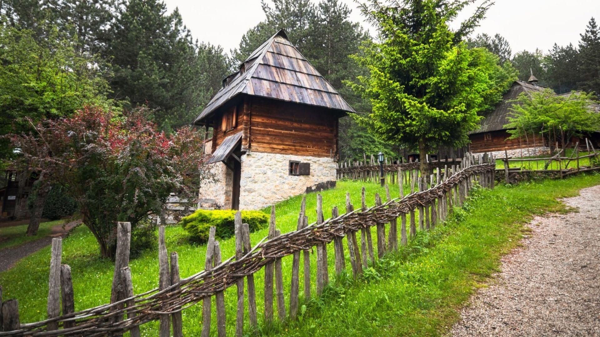 В Сърбия по селски: Етно село Сирогойно
