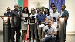 Бойко Рашков награди наши олимпийци и предложи работа на Ивет Горанова