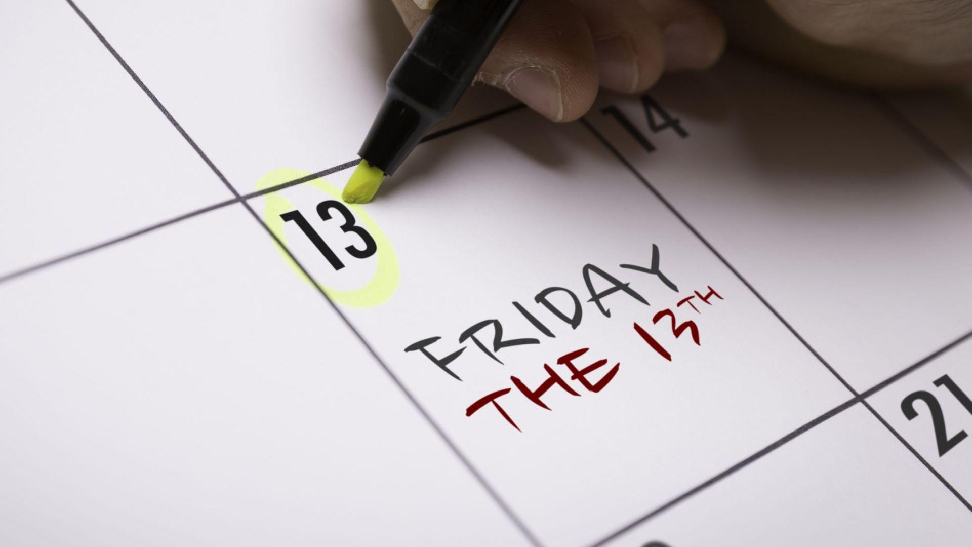Свръхестественост или забавна игра с цифри: Днес е единственият петък 13-и за 2021 г.