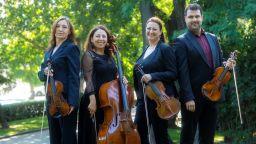 """Вълшебно с """"ClassicArt String Quartet"""""""
