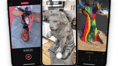 Niantic ще прави 3D карта на света чрез приложението за сканиране Scaniverse