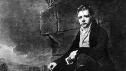 Писателят Уолтър Скот фалира като издател