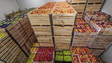 Рекордното поскъпване на храните на едро продължава и в началото на септември