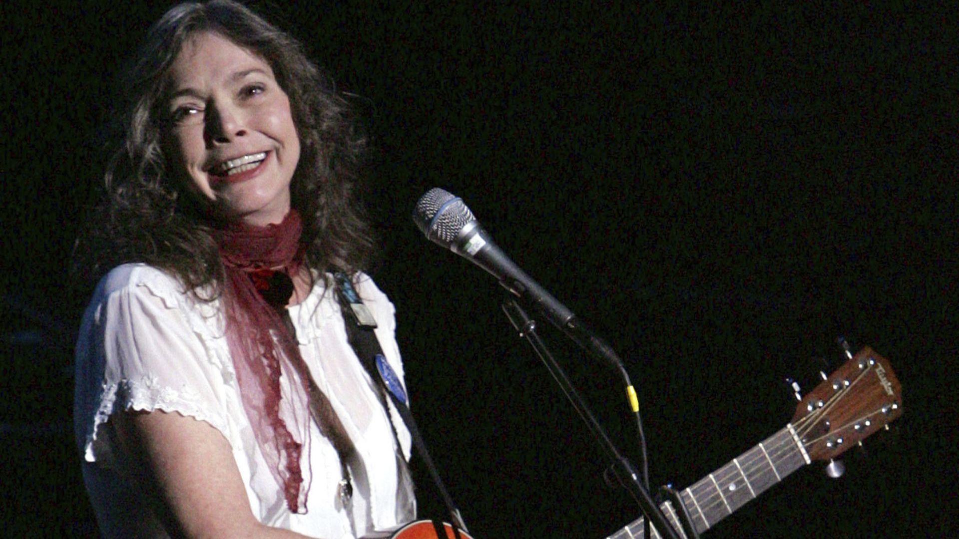 Певицата Нанси Грифит почина на 68-годишна възраст