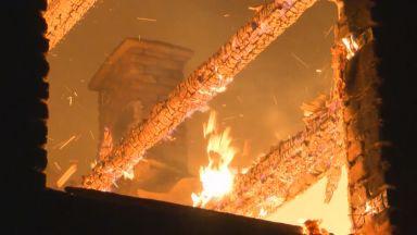 Две жертви на пожар в жилищна кооперация в Хамбург